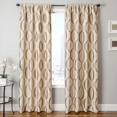 jcpenney.com | Dover Rod-Pocket Curtain Panel