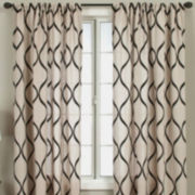 Mystic Rod-Pocket Curtain Panel