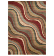 Nourison® New Wave Rectangular Rug