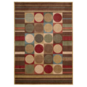 Nourison® Checkers Rectangular Rugs