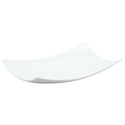 Vanilla Fare Large Serving Plate