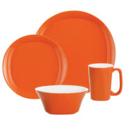 Rachael Ray® Round & Square 4-pc. Dinnerware Set