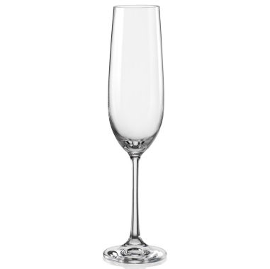 jcpenney.com | Red Vanilla Viola Set of 6 Champagne Flutes