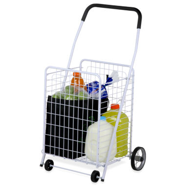 jcpenney.com | Honey-Can-Do® Jumbo Folding Rolling Utility Cart