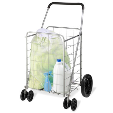 jcpenney.com | Honey-Can-Do® Folding Rolling Utility Cart