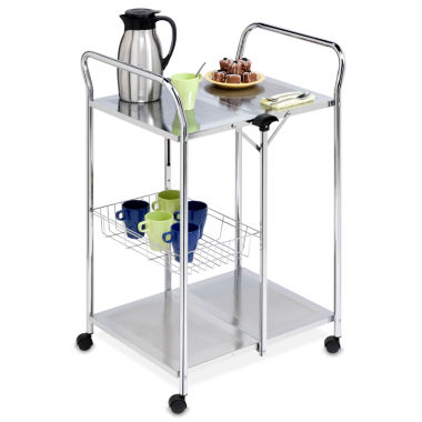 jcpenney.com | Honey-Can-Do® Deluxe Folding Utility Cart