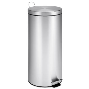 jcpenney.com | Honey-Can-Do® 30L Round Stainless Steel Trash Can + Bucket