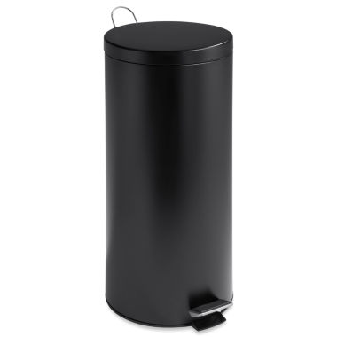jcpenney.com | Honey-Can-Do® 30L Round Matte Black Trash Can + Bucket