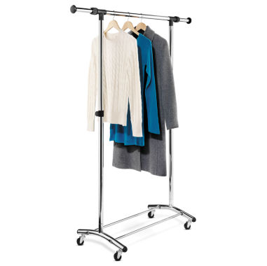 jcpenney.com | Honey-Can-Do® Commercial Chrome Garment Rack