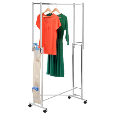 jcpenney.com | Honey-Can-Do® Steel Double Folding Garment Rack