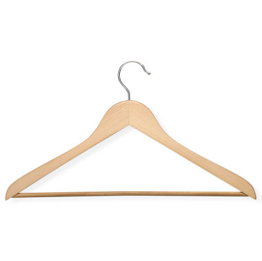 jcpenney.com | Honey-Can-Do® 10-Pack Wood Suit Hangers