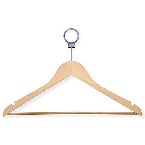 Honey-Can-Do® 24-Pack Hotel-Style Suit Hangers