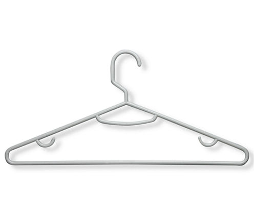 Honey-Can-Do® 60-Pack Lightweight Tubular Hangers
