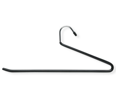 jcpenney.com | Honey-Can-Do® Set of 6 Open-Ended, Vinyl-Coated Pant Hangers