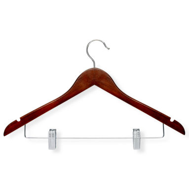 jcpenney.com | Honey-Can-Do® 12-Pack Wood Suit Hangers
