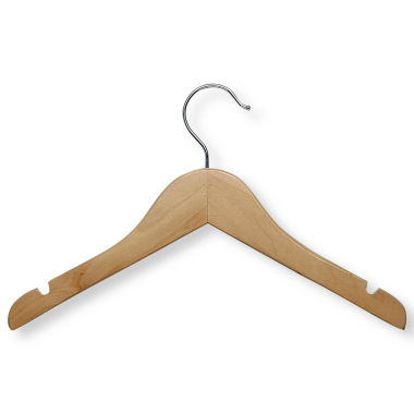 jcpenney.com | Honey-Can-Do® 10-Pack Kids' Wood Hangers