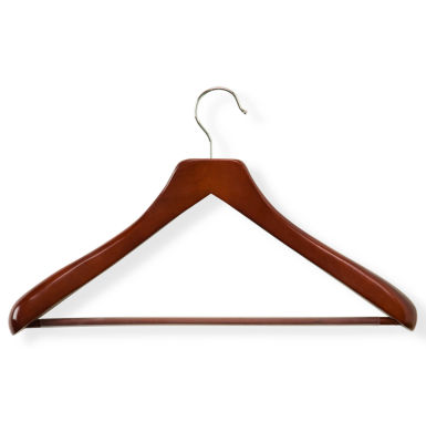 jcpenney.com | Honey-Can-Do® Deluxe Contoured Suit Hanger + Nonslip Bar