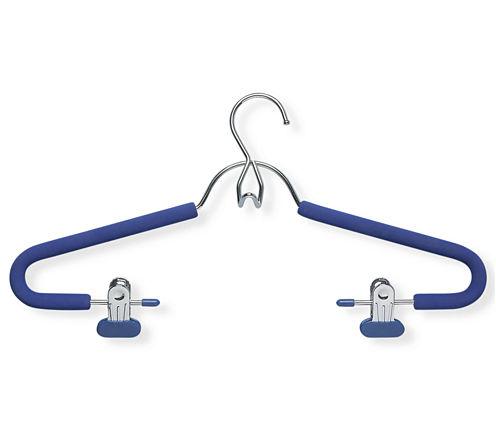 4-Pack Foam Hangers + Clips