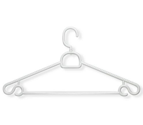 Honey-Can-Do® 30-Pack Tubular Hangers
