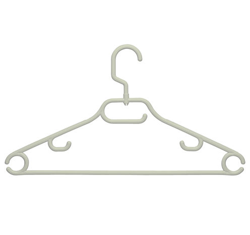 Honey-Can-Do® 18-Pack Swivel Hangers + Dress Notch