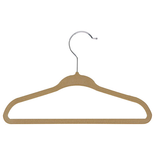 Honey-Can-Do® 60-Pack Kids' Velvet Touch Suit Hangers