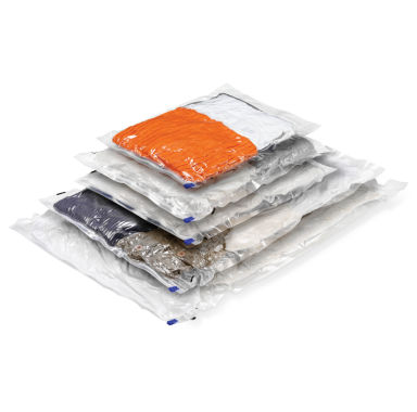 jcpenney.com | Honey-Can-Do® 5-Pack Vacuum-Sealed Clothing Storage Bags
