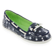 Arizona Betsy Girls Boat Shoes - Little Kids/Big Kids