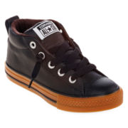 Converse Chuck Taylor All Star Street Mid Boys Sneakers