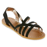 Mixit™ Criss-Cross Strap Sandals