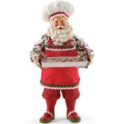 Possible Dreams® Ate Tiny Reindeer Santa Figurine