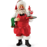 Possible Dreams® Wine Pairing Santa Figurine