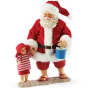 Possible Dreams® Glad Tiding Santa Figurine