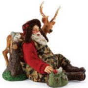 Possible Dreams® You Snooze You Lose Santa Figurine