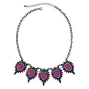 Mixit™ Multicolor Statement Necklace