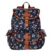 Olsenboye® Floral Ditsy Print Backpack