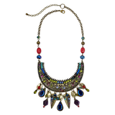 jcpenney.com | Aris by Treska Multi-Bead Collar Necklace