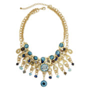 Aris by Treska Shaky Bead Statement Necklace