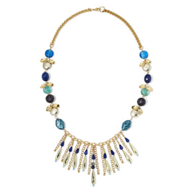 jcpenney.com | Aris by Treska Teardrop Collar Necklace