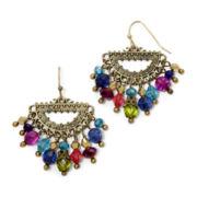 Aris by Treska U-Shaped Earrings