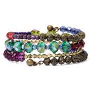 Aris by Treska Coil Wrap Bracelet