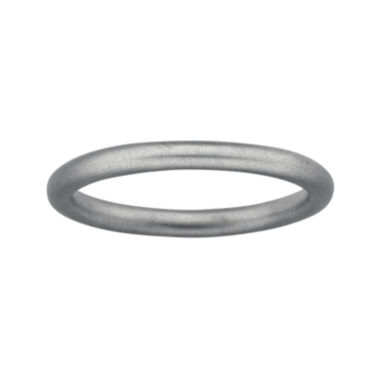 jcpenney.com | Personally Stackable Sterling Silver Satin Ring