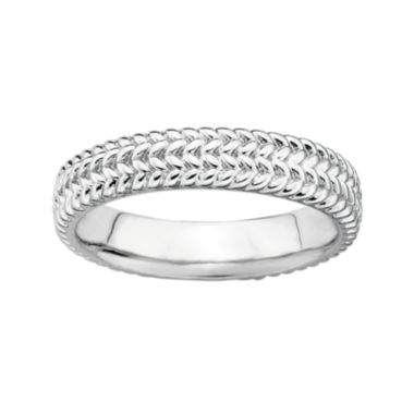 jcpenney.com | Personally Stackable Sterling Silver Stackable Ring