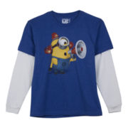 Despicable Me Minion Graphic Tee – Boys 8-20