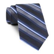 Claiborne® Mod Stripe Tie