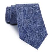 Claiborne® Avian Paisley Tie