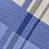 Ecru/blue