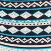 Blue Fairisle 1004
