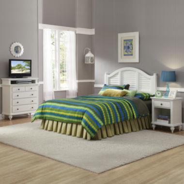 jcpenney.com | Dawson Headboard, Nightstand and Media Chest