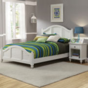 Dawson Bed and Nightstand