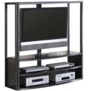 Faron II Metal TV Stand